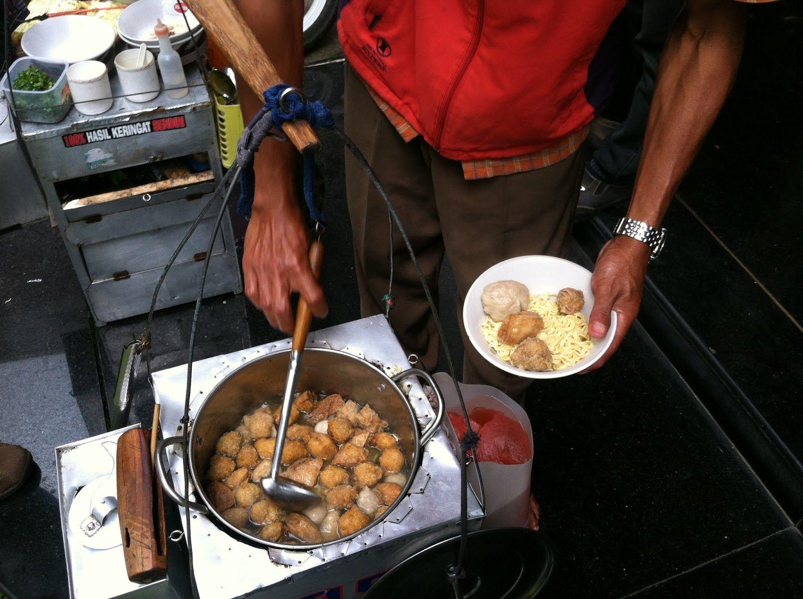 Kepanjangan dari Cuanki, Makanan Lezat Orang Sunda