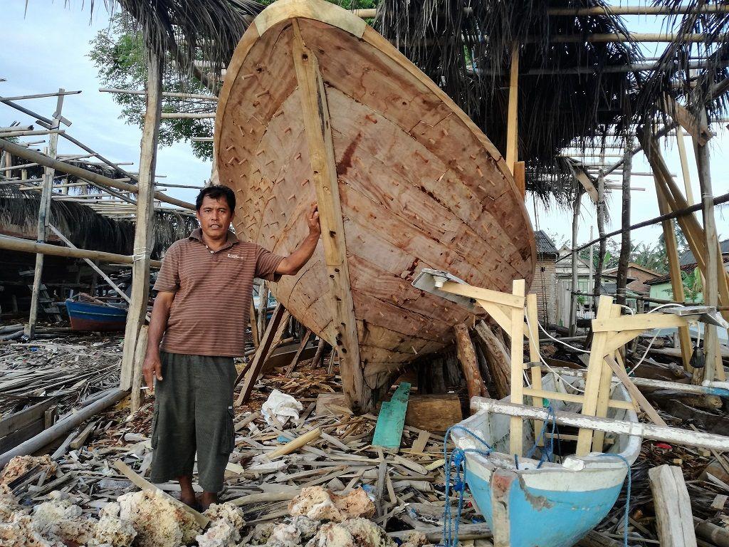 Ritual-Ritual dalam Pembuatan Kapal Pinisi Menjadi Saksi Ketangguhannya Melewati Samudra