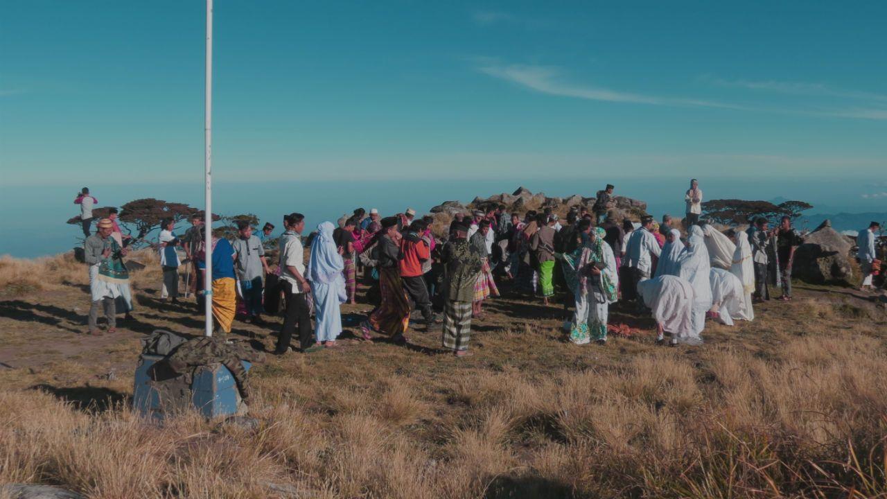 Tradisi dan Ritual Menjalankan Haji di Bawakaraeng