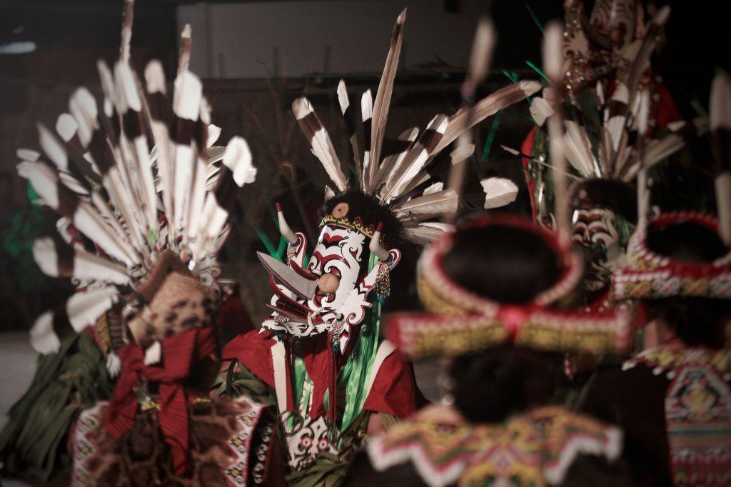 Memanggil Roh Leluhur dalam Tarian Hudoq