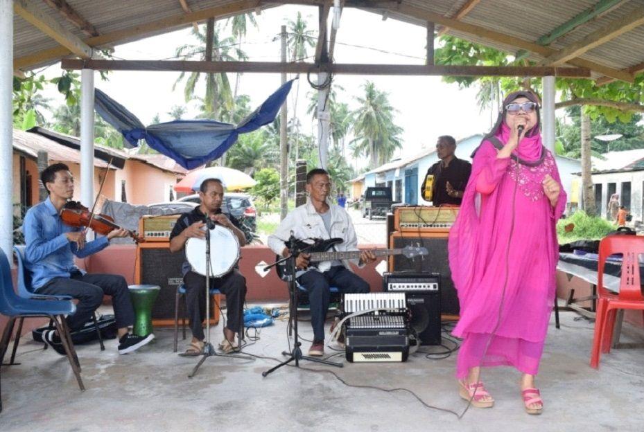Mempersatukan Ragam Etnis di Batam dengan Orkes Melayu