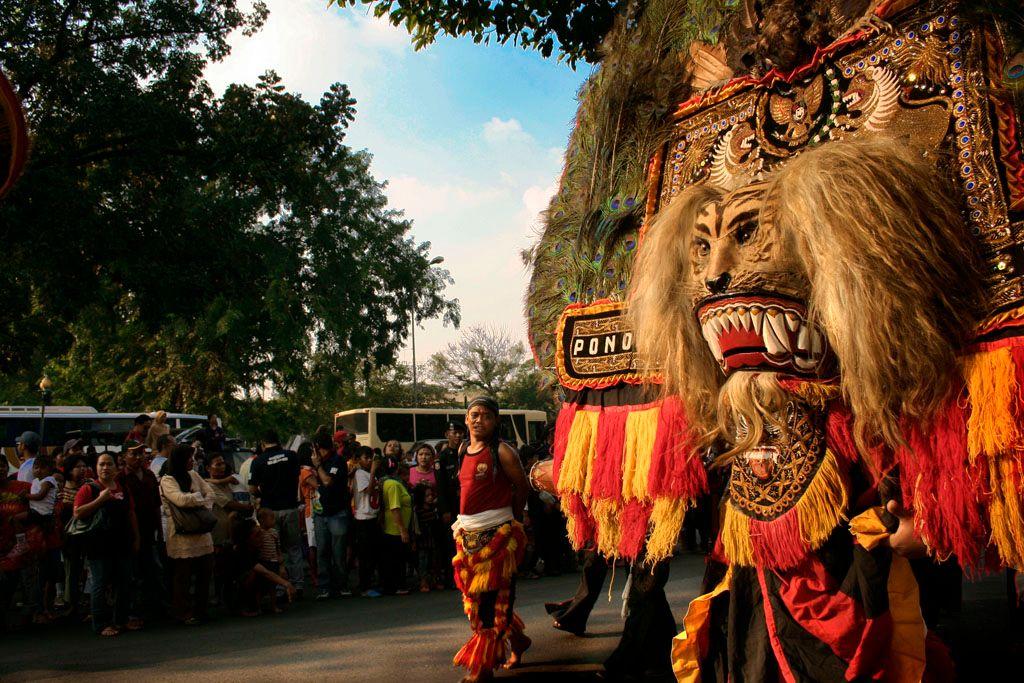 Gelap dan Terang Festival Reog Nasional