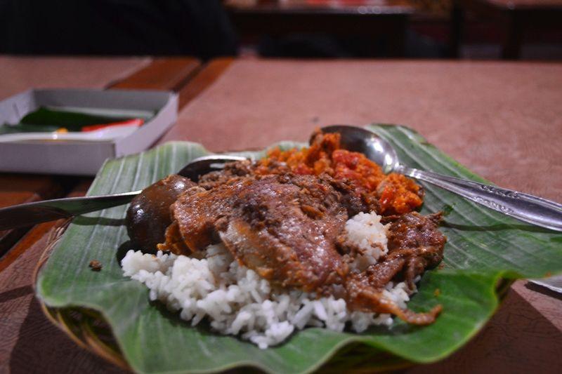 Gudeg dan Sejarahnya di Yogyakarta