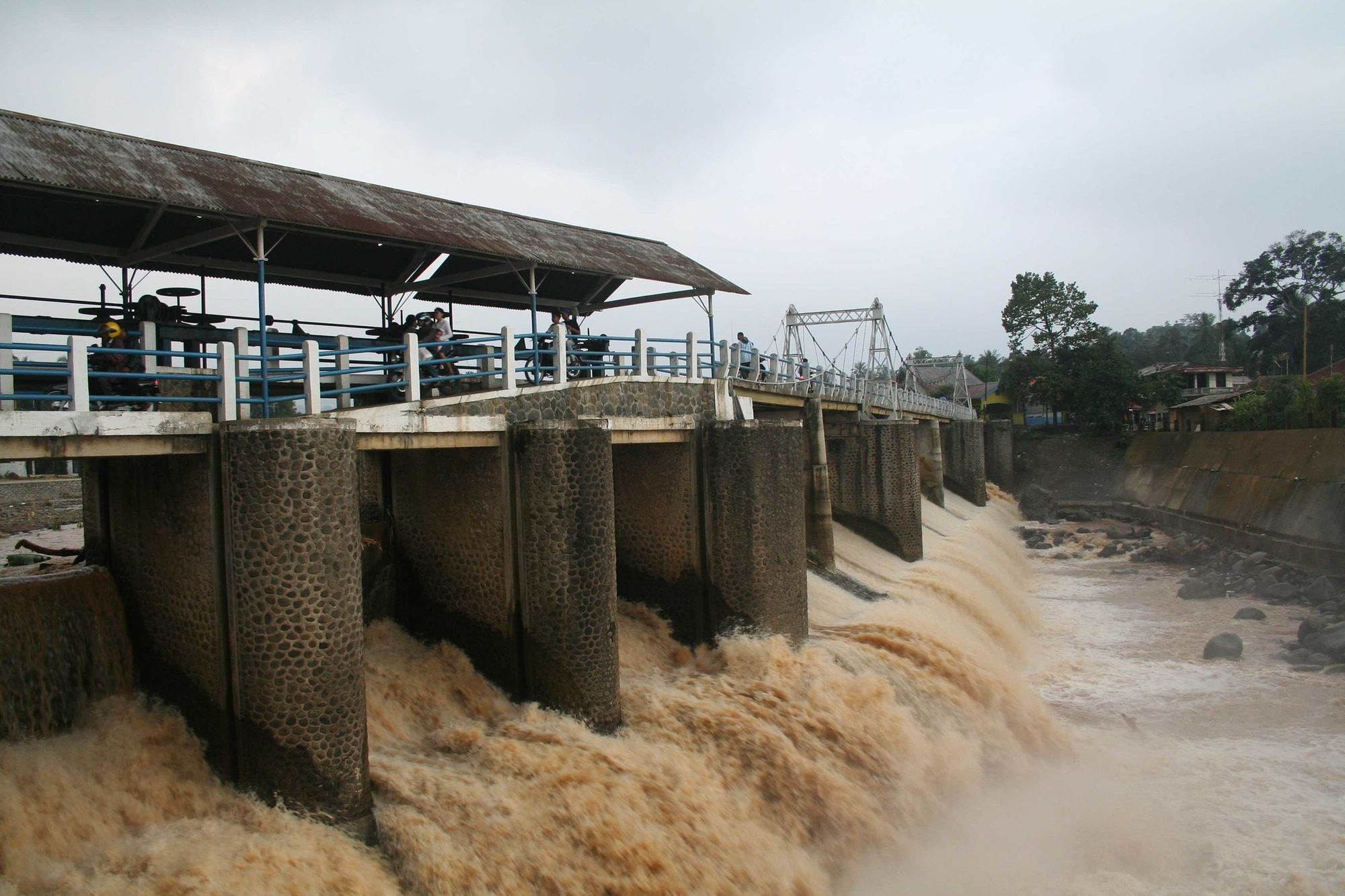 Darmo Tirto, Si Pembagi Air di Jawa