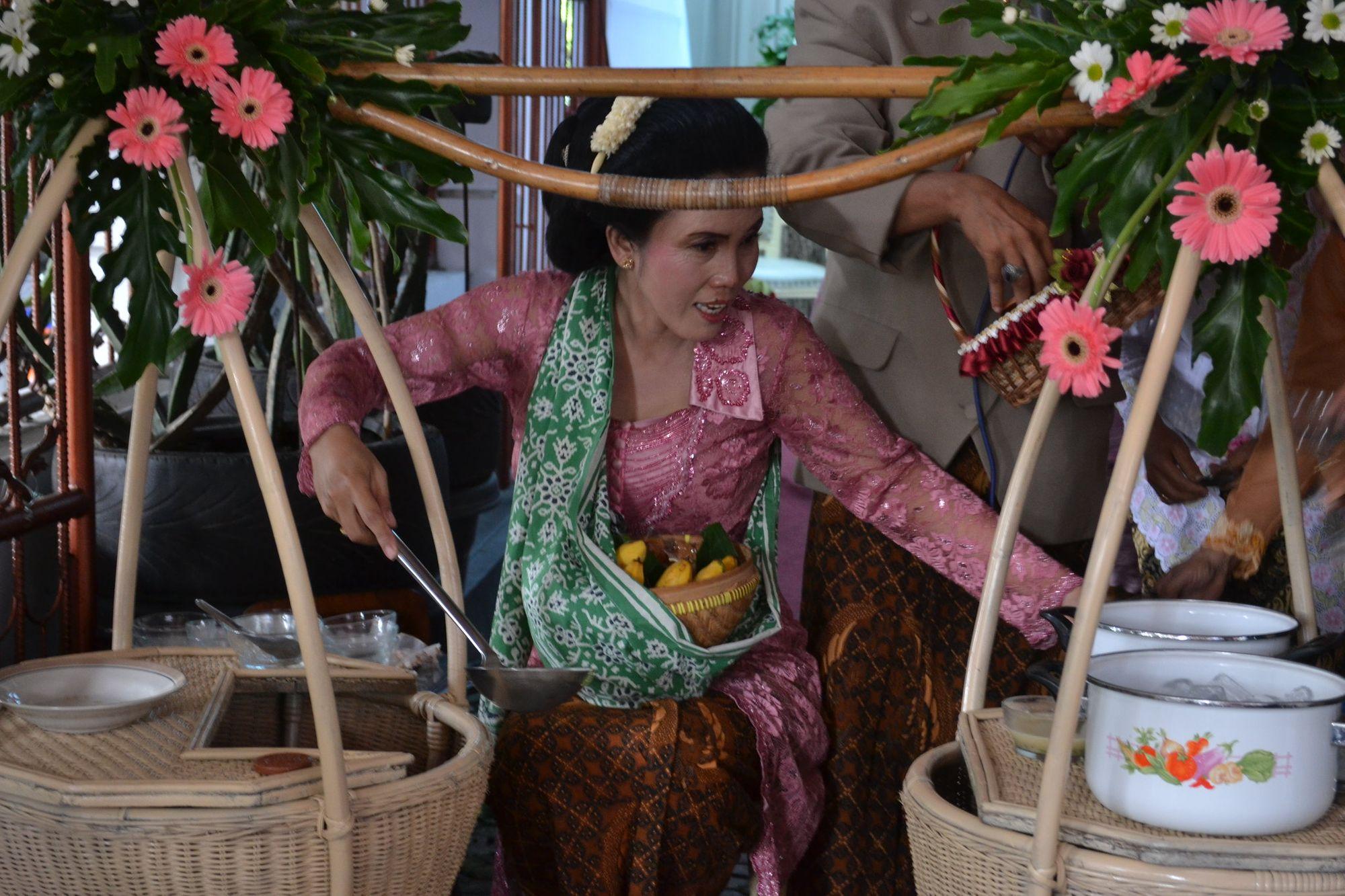 Dodol Dawet di dalam Pernikahan Jawa