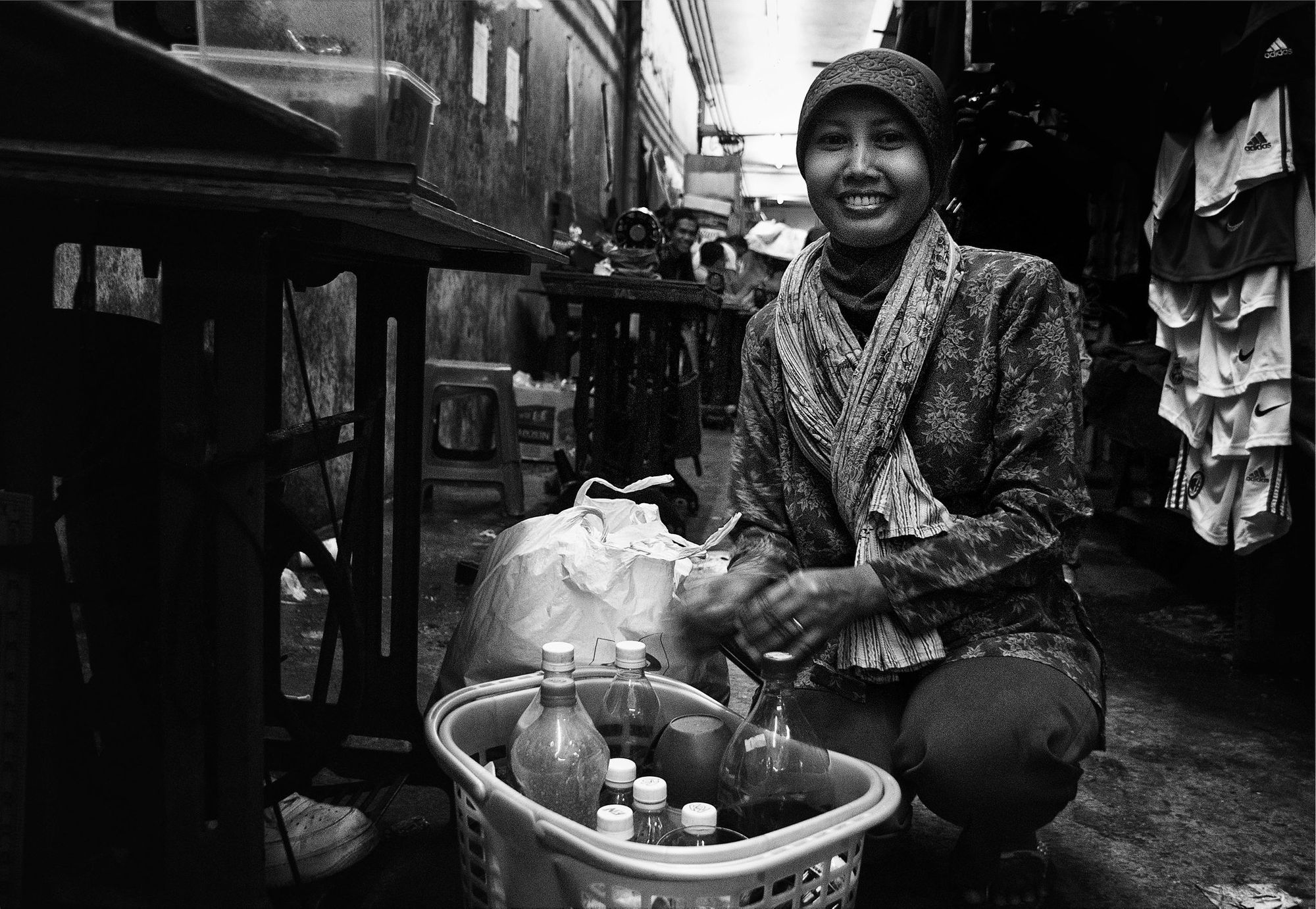 Treatment Perempuan Jawa Pascamelahirkan
