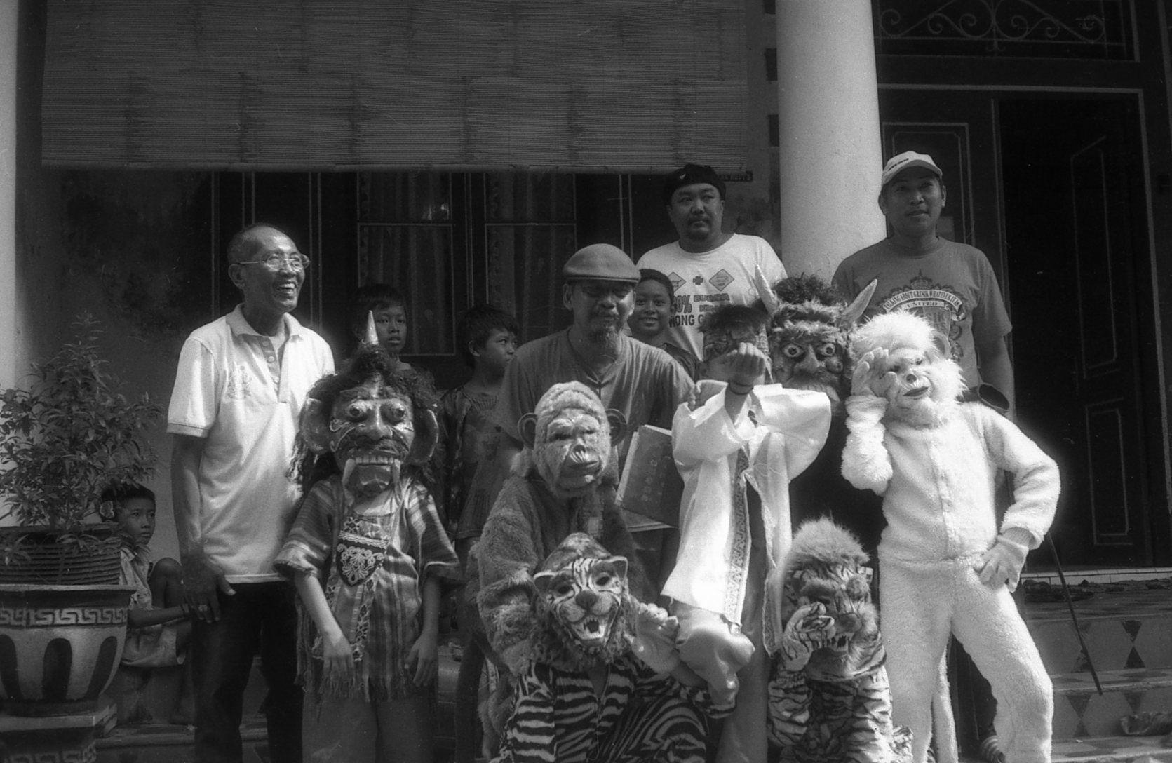Menghidupkan Kembali Pencak Macan di Kabupaten Gresik