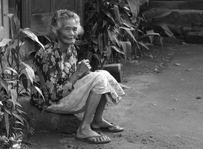 Orang-orang Lansia di Yogyakarta