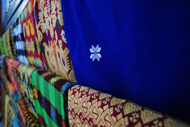 Mendekati Dunia Tenun Lombok