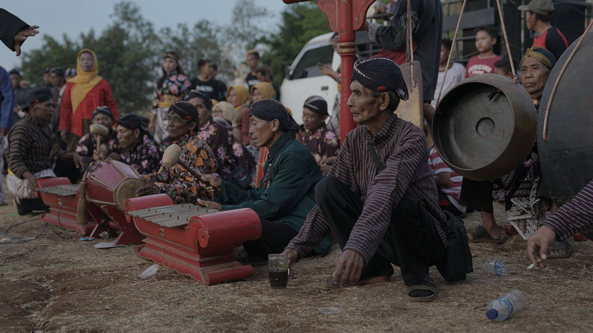 Dinamik dalam Karawitan Jawa