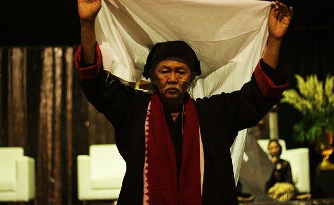 """Joget Amerta dan """"Pemberontakan"""" Mbah Prapto pada Seni Tari"""