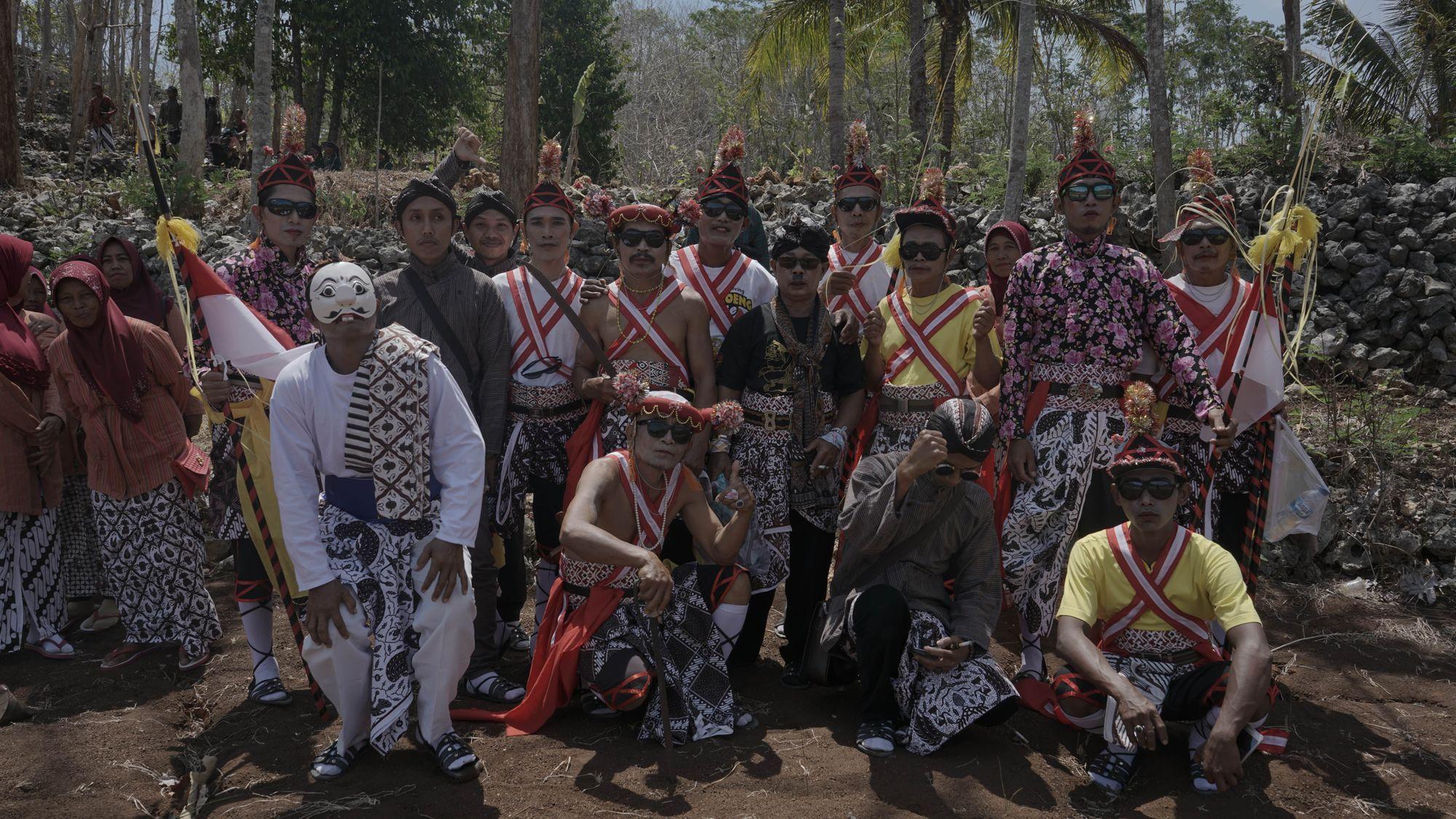 Pageblug dan Ritus Tolak Bala di Jawa