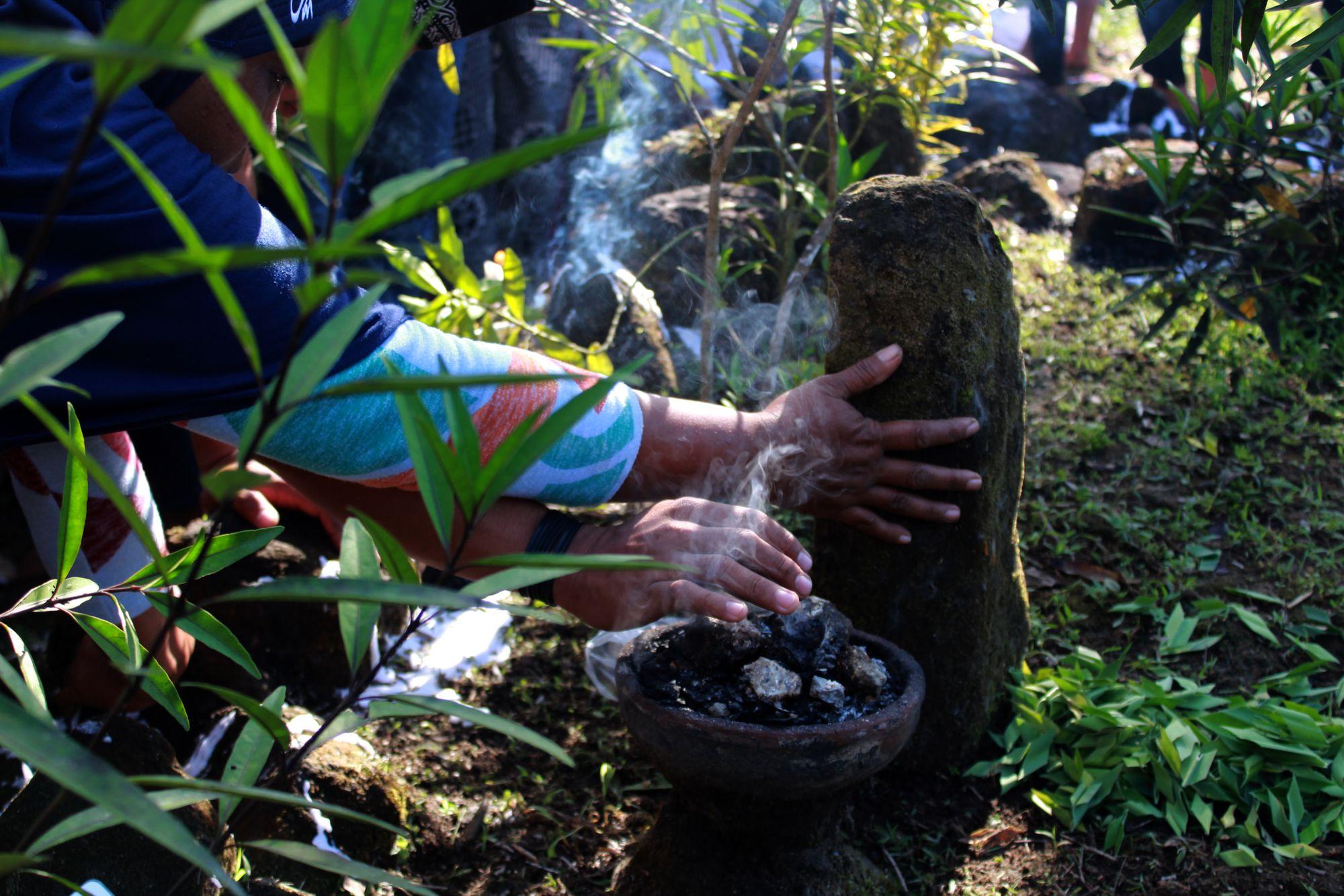 Ritual Tagi Jere di Tanah Kao