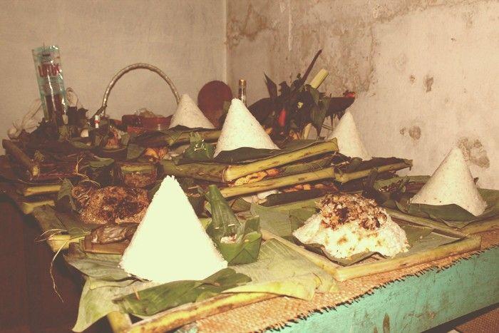 Melihat Ritual Mandasia di Pancot