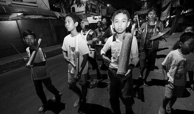 Tradisi Musik Sahur di Indonesia