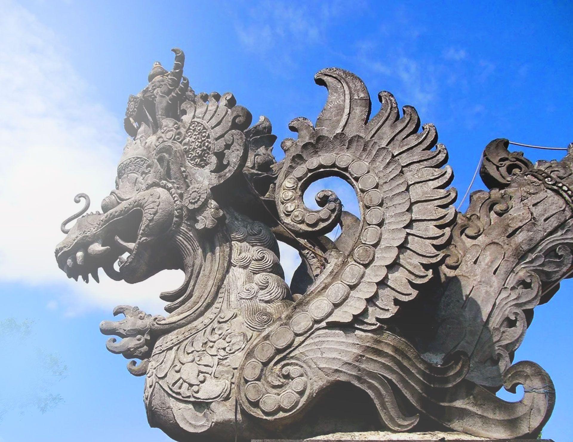 Makna Kultural Pada Garuda Pancasila