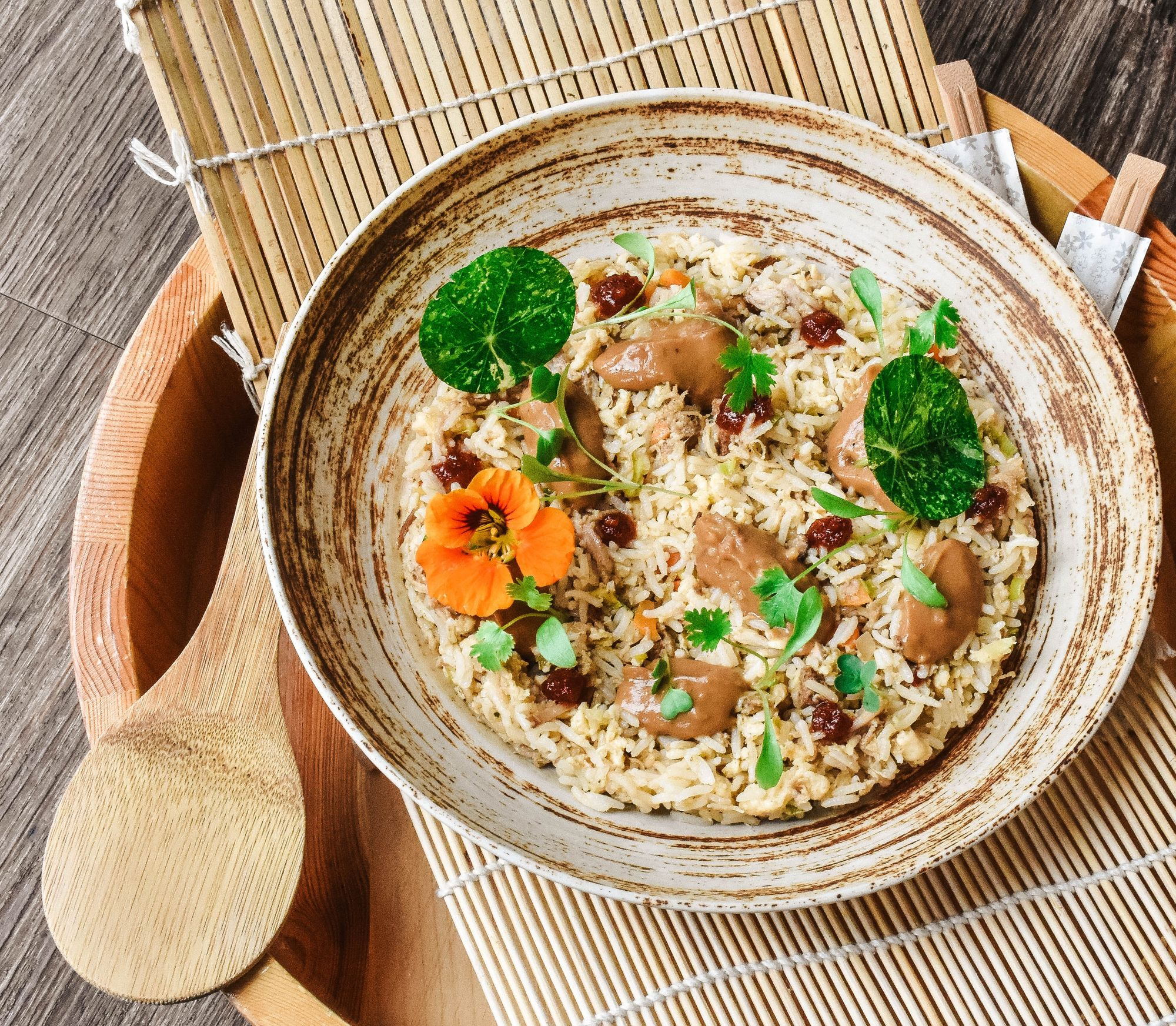Nasi Kebuli dan Akulturasi Arab-Nusantara