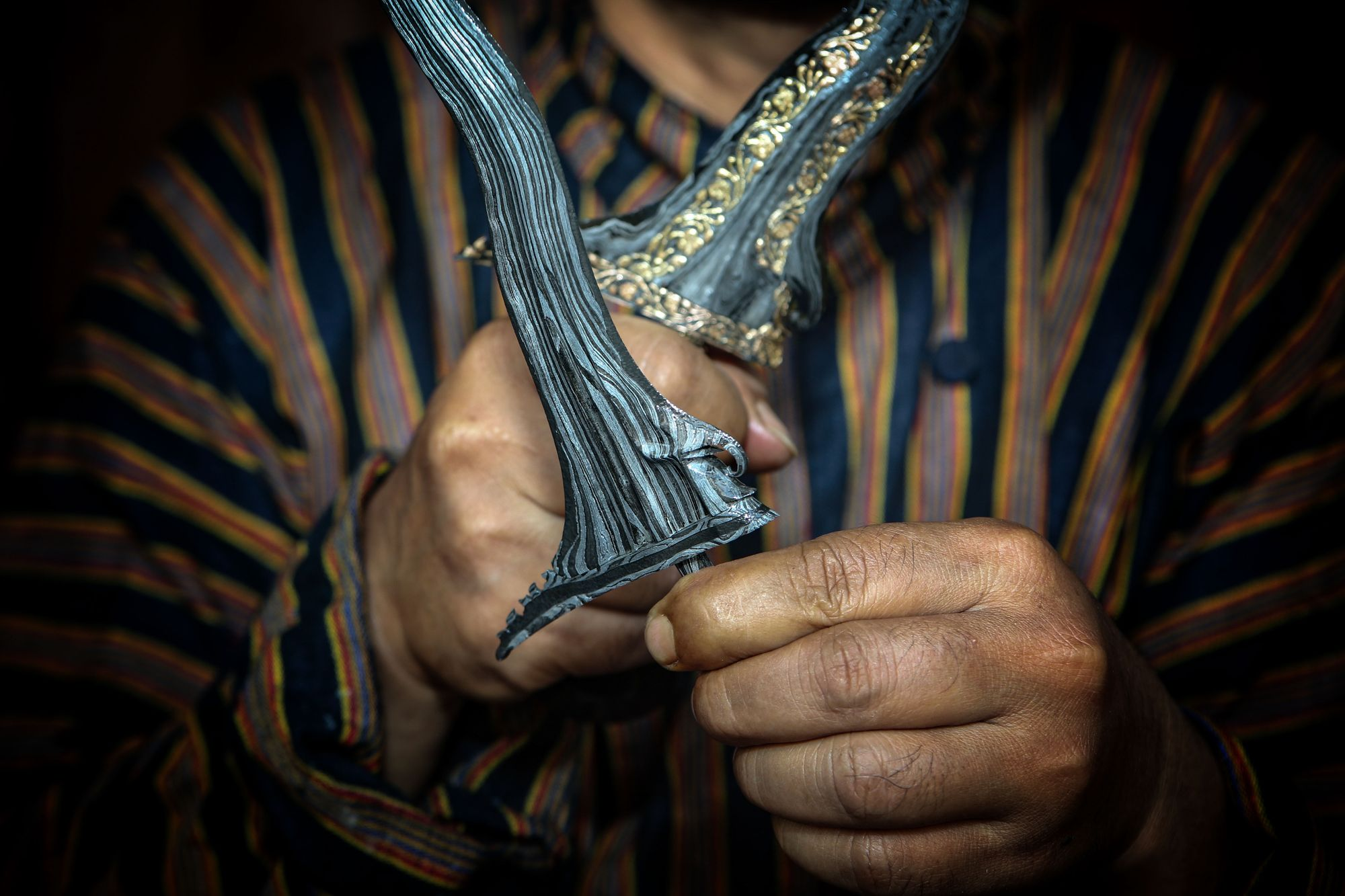 Memusatkan Spiritualitas Budaya Jawa Pada Ritual Jamasan 1 Suro