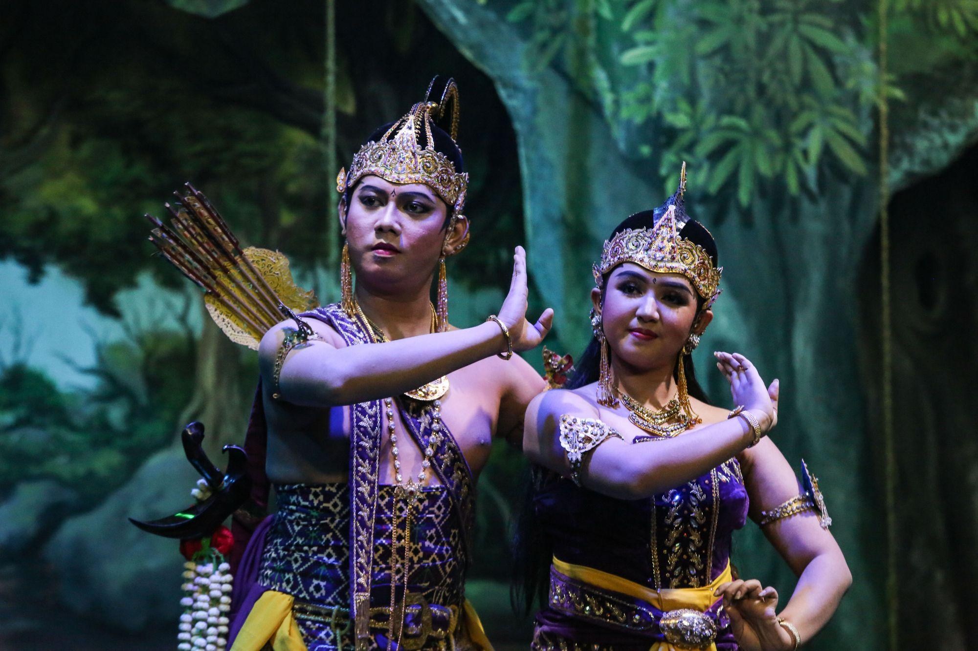 Rama dan Shinta