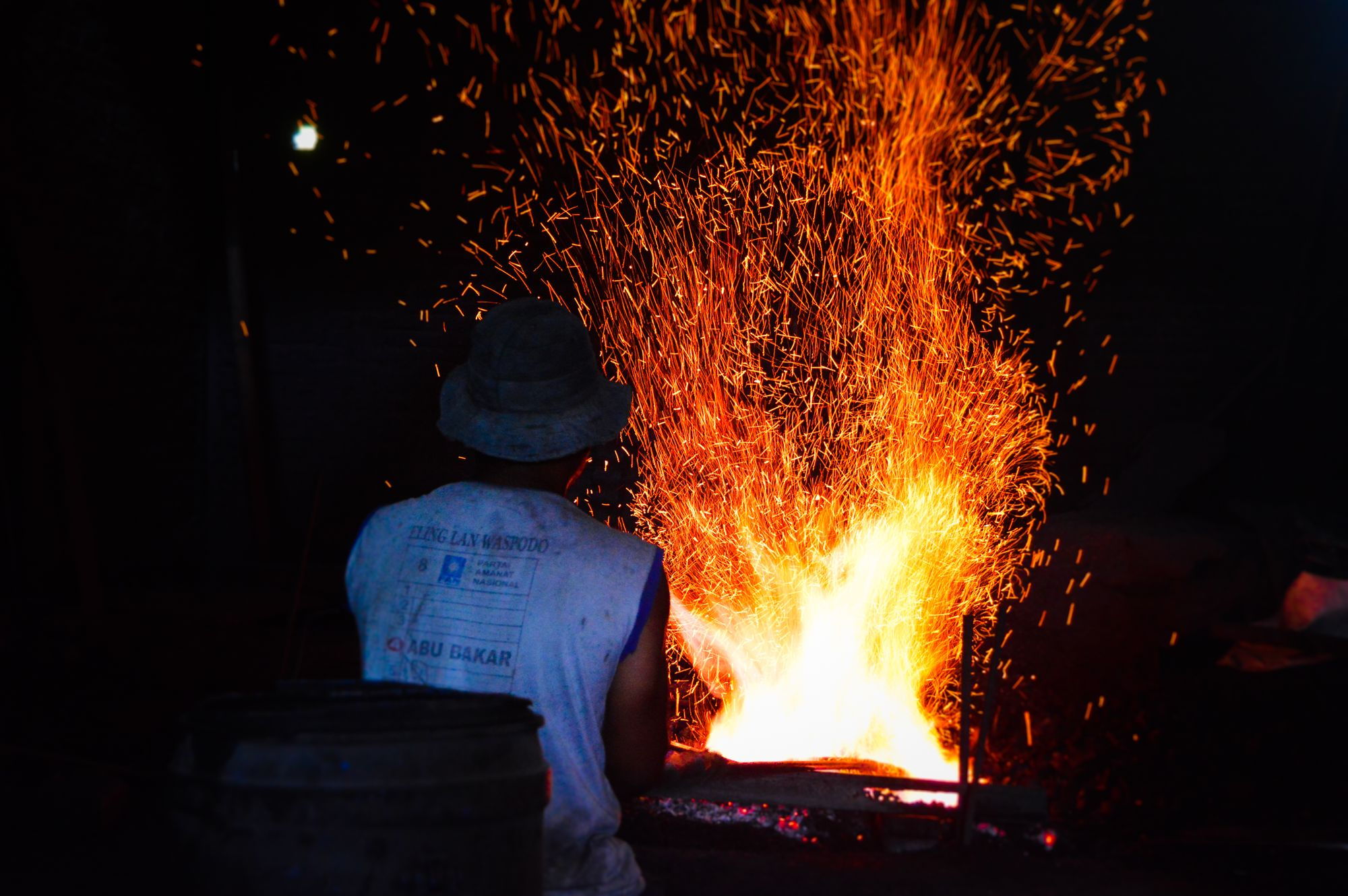 Melanjutkan Tradisi Pandhé Gamelan di Desa Jatiteken Sukoharjo
