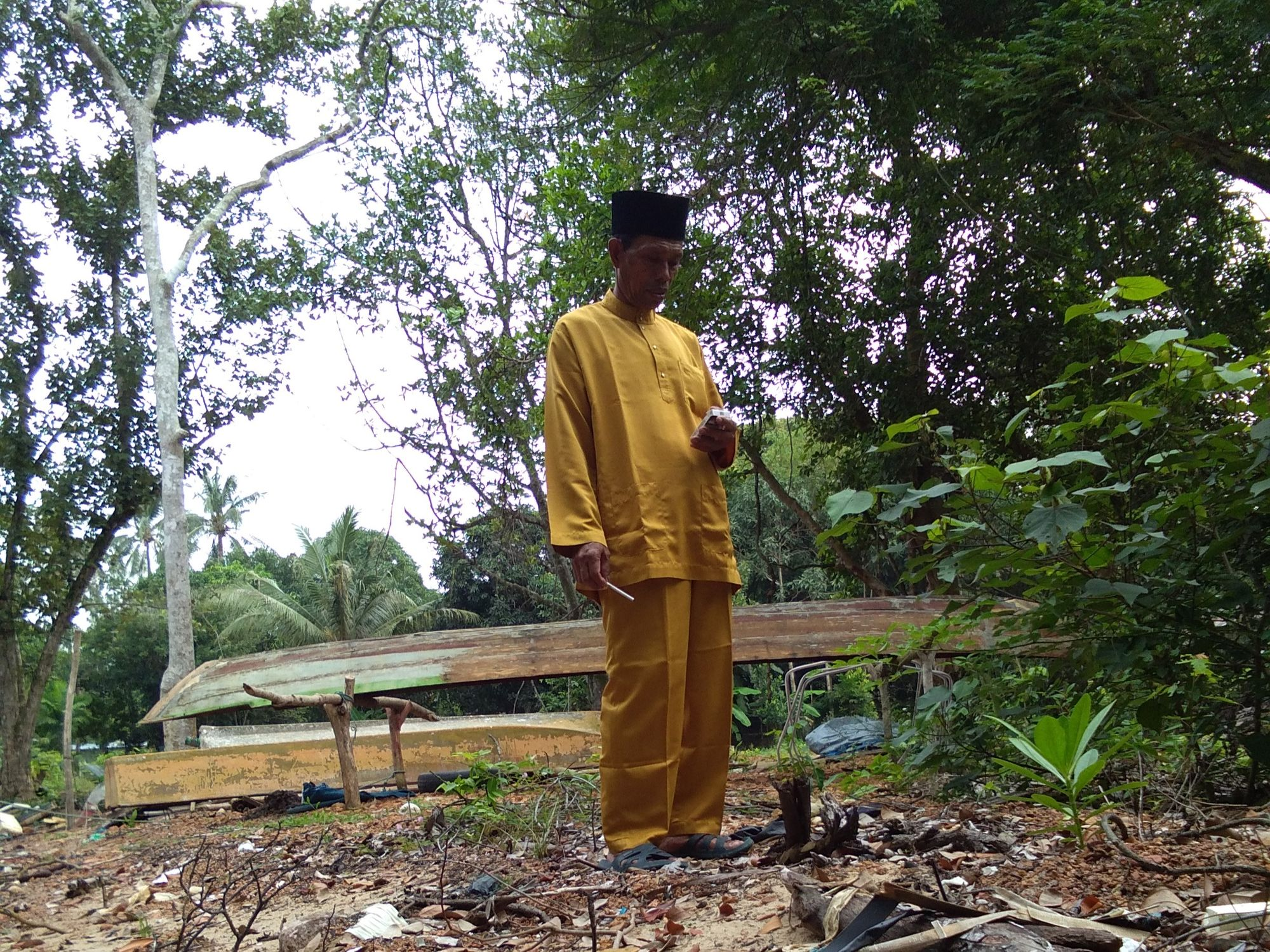 Betabek: Ritual Tolak Bala pada Etnis Melayu Kepulauan Riau