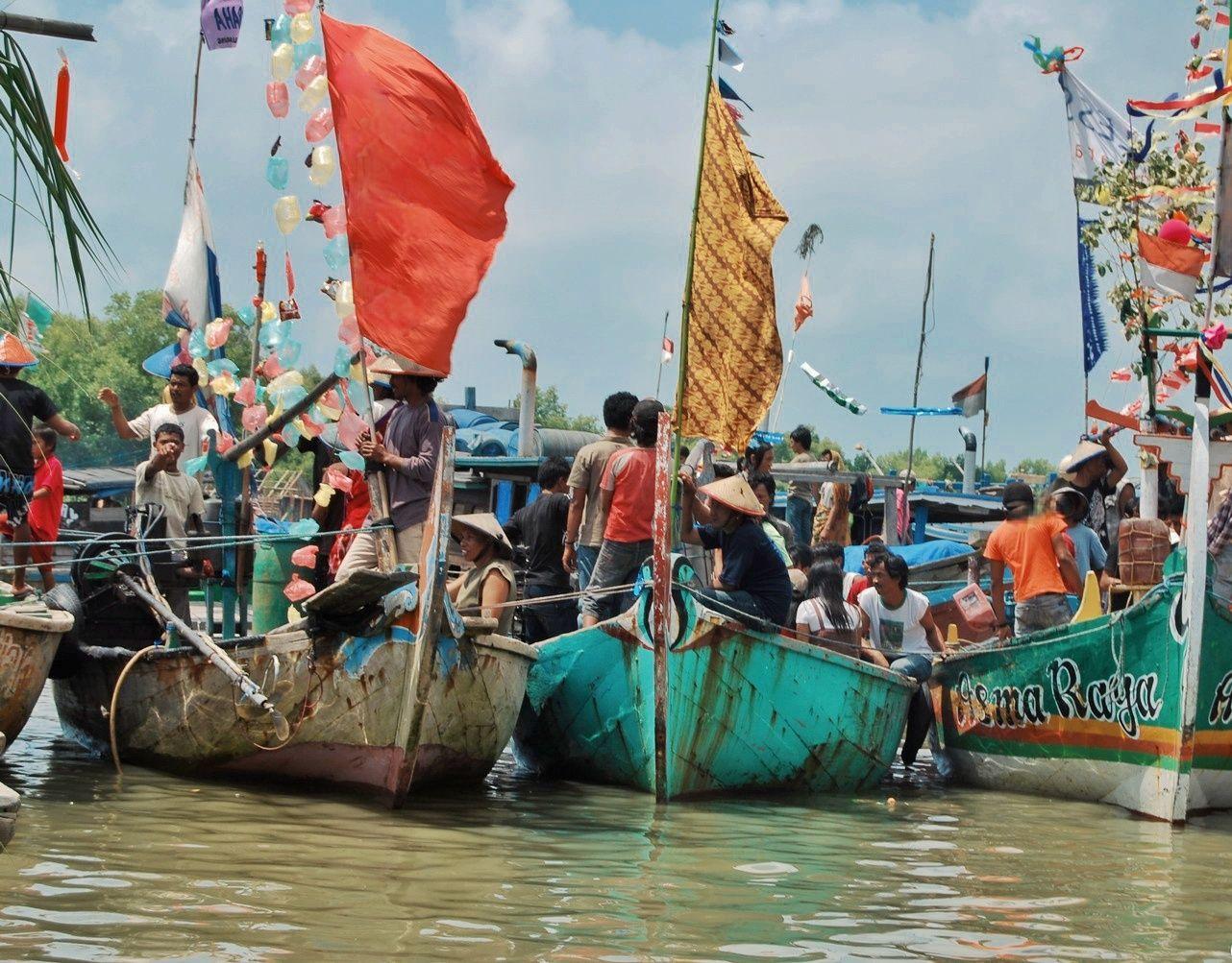 Ngumbai Lawok: Ungkapan Syukur Masyarakat Pesisir Lampung