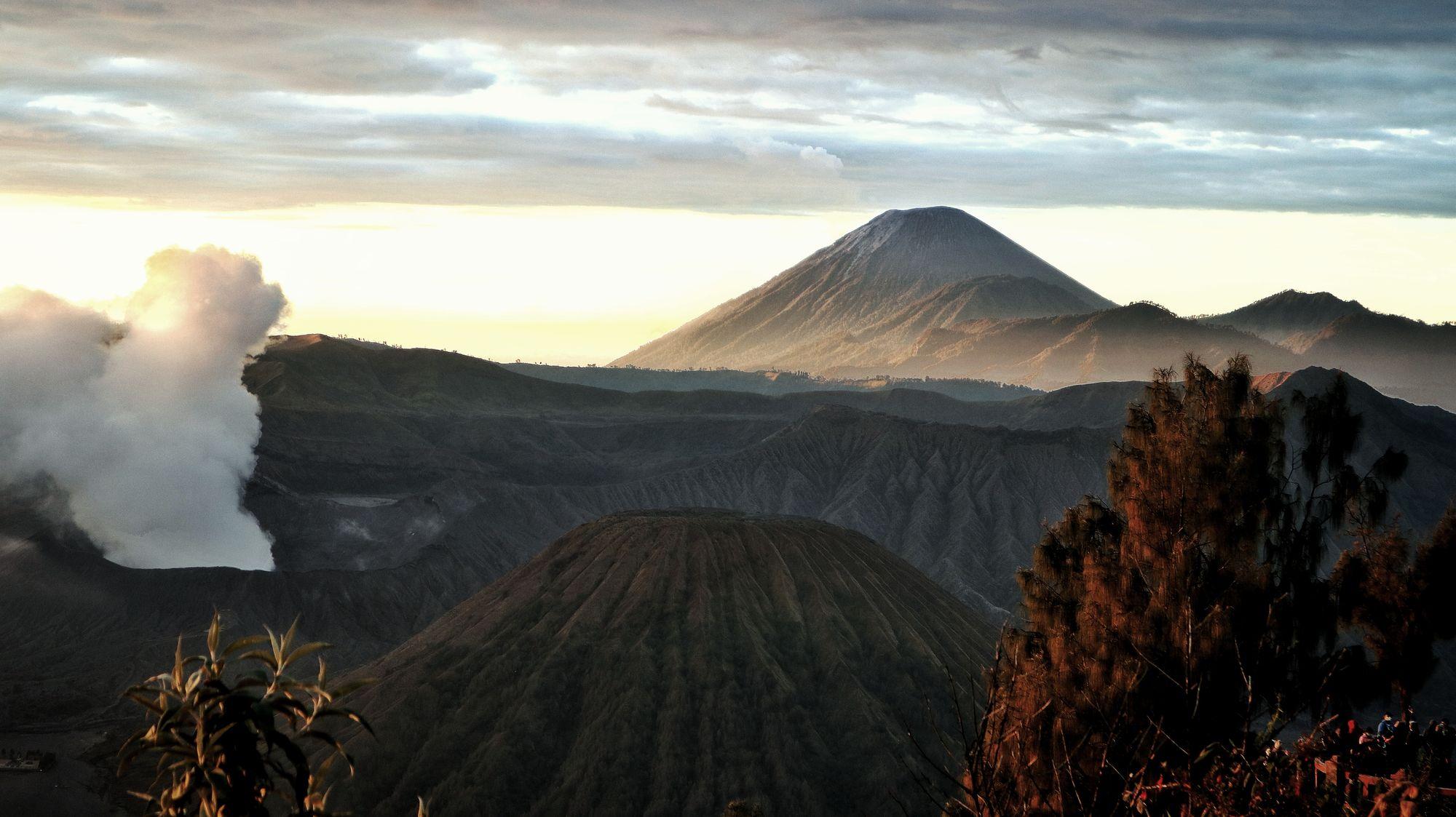 Mengakrabi Keseharian Suku Tengger di Kawasan Gunung Bromo