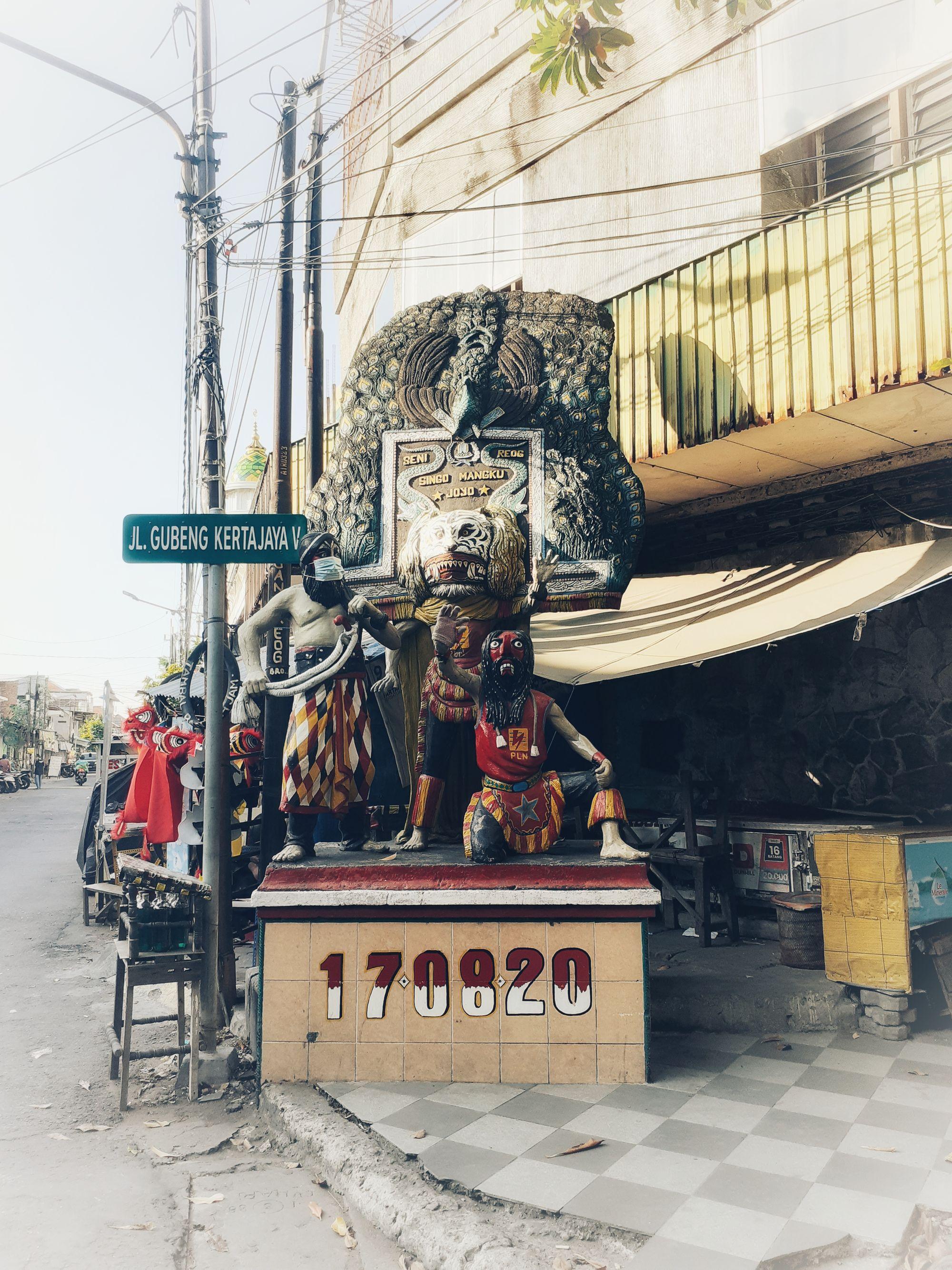 Gang Reyog Kertajaya, Bertahan di Tengah Hiruk-pikuk Surabaya
